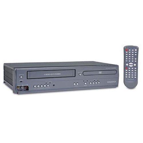 Magnavox DVD/VCR Combo GDV228MG9 VD Player & 4-Head Hi-Fi Stereo VCR Combo
