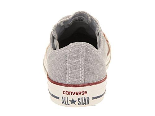 Converse Unisex Kastar Taylor All Star Oxe Avslappnad Sko Varg Grå / Wolf Grå / Vit