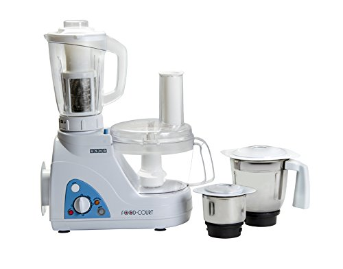 Usha Food Processor FP 2663 (White)