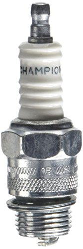 Spark Industrial Plug (Champion (506) D6 Industrial Spark Plug, Pack of 1)
