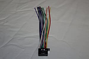 41CvDmUUFqL._SX300_ amazon com wire harness for pioneer avh 170dvd 270bt x1700s pioneer avh270bt wiring harness diagram at bakdesigns.co
