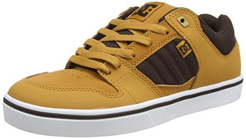 DC Course 2 M WD4 Herren Sneakers Braun (Wheat/Dk Chocolate WD4)