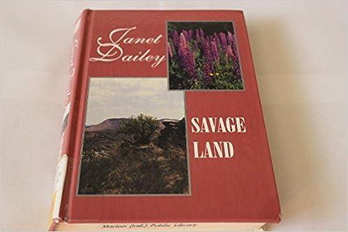 Book Savage Land