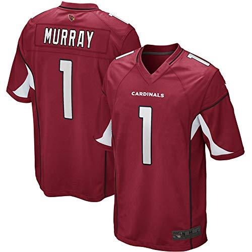 2019 Nlcs Cardinals Game - Kyler_Murray_Arizona_Cardinals 2019 Draft First Round Pick Game Jersey (Cardinal, XL)