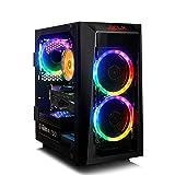 CLX Set Gaming PC, AMD Ryzen 7 3800X 8-Core