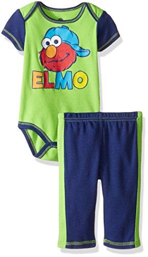 Sesame Street Baby Boys Creeper