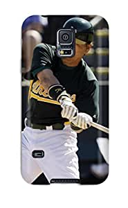Rene Kennedy Cooper's Shop New Style 2760223K969367166 oakland athletics MLB Sports & Colleges best Samsung Galaxy S5 cases