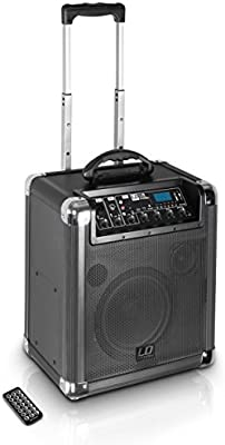 Amazon.com  LD Systems LDRJ10 Road Jack 10 Battery Powered Bluetooth Speaker  with 10