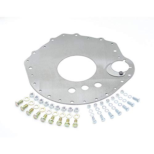 (Lakewood 15705 Block Plate, Chevrolet 283-454)