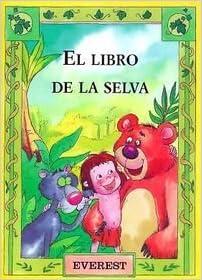 Descargar libros de texto completo gratis. El libro de la selva (Cometa roja) 8424130928 iBook