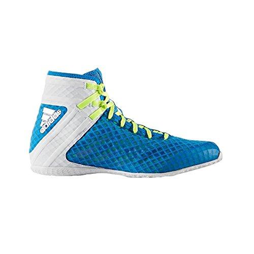 16 Speedex Adidas Chaussures Boxing Blanc 1 Bleu StxOnqxw