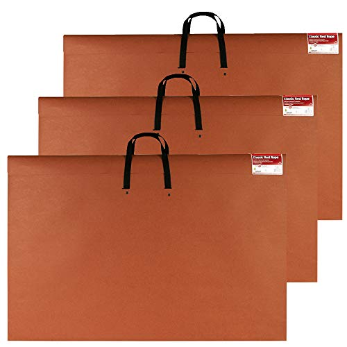 Star Products 216H-3 Red Rope Artist Portfolio, 14