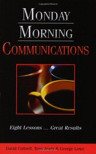 Monday Morning Communications