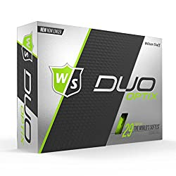 Wilson Staff Duo Soft Optix - Green