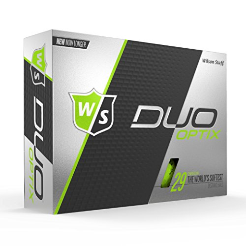 Wilson Staff Duo Soft Optix - Green (Green Wilson)