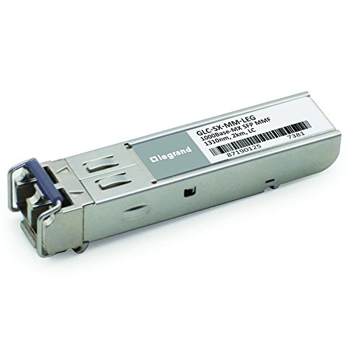 C2G/Cables To Go GLC-SX-MM-LEG Cisco Compatible 1000Base-SX MMF SFP (mini-GBIC) Transceiver Module - TAA Compliant by C2G