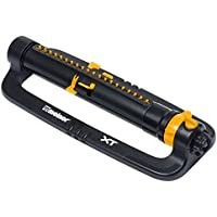 Melnor XT Turbo Oscillating Sprinkler with TwinTouch...