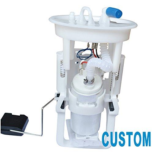 AUTOTOP Electric Intank Fuel Pump Module Assembly w/Sensor Fit BMW E46 Series 323Ci 323i 325i 325Ci 325xi 328i 328Ci 330i 330xi 1999-2005 16146752499 (4 -