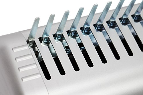 Kenley Binding Machine Paper Punch Binder with Starter Combs Set - 21 Hole / 450 Sheets by Kenley (Image #6)