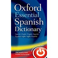 Oxford Essential Spanish Dictionary: Spanish-English - English-Spanish