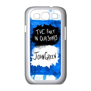 Cyber Monday Store Customize Samsung Galaxy S3 I9300 Back Case The Fault in Our Stars JNS3-1404