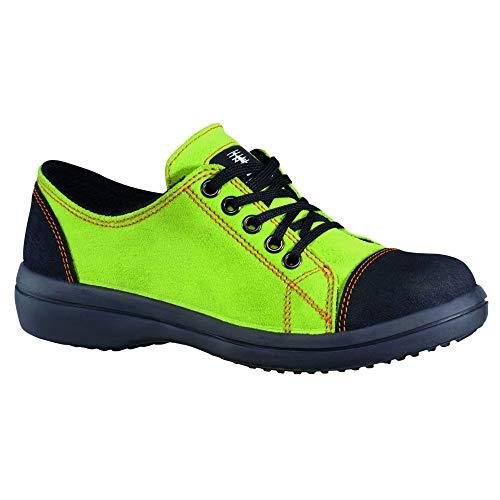 Mujer Bas De Zapatos Lemaitre Vitamine Seguridad Anis Para Vert YqHnwZ5