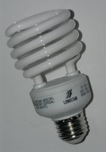 Energy Miser Fe Iisb 23w 65k 23 Watt Cfl Light Bulb