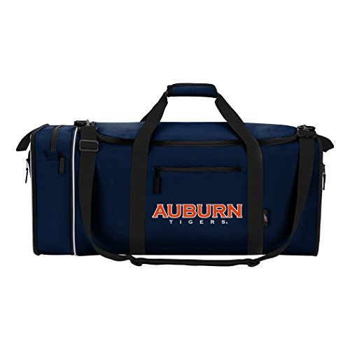 Officially Licensed NCAA Auburn Tigers Steal Duffel Bag