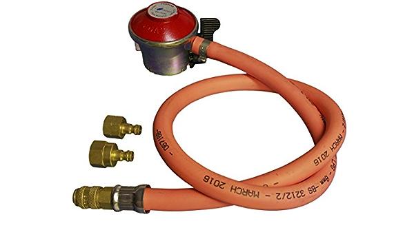 Nuevo regulador de Gas propano manguera y Clip para ...