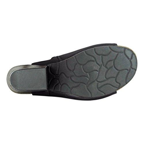| Rieker Womens Sandalette Blau 910814 5 | Sandals