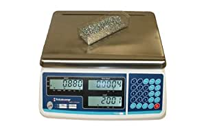Counting Scale TCM2-60, 60 x 0.002 lb