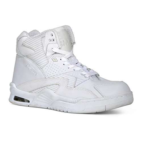 Sneaker In Pelle Hi-top Di Alta Qualità Da Uomo Britannico
