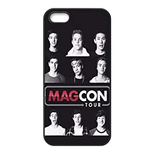 Magcon Phone Case For Sam Sung Galaxy S5 Cover Case