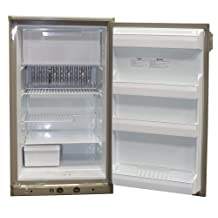 Dometic RM2510.2R CoolFreeze Taupe Refrigerator