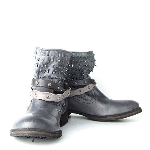 FelminiGredo 8428 - Botas de cowboy Mujer