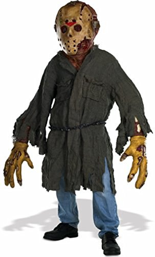 [Friday The 13th Jason Voorhees Creature Reacher Party Decoration] (Jason Vorhees Masks)