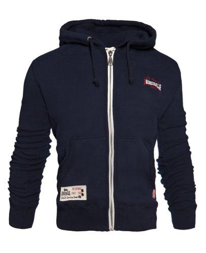 Lonsdale Herren Sweatshirt Men Hooded Zipsweat Watford
