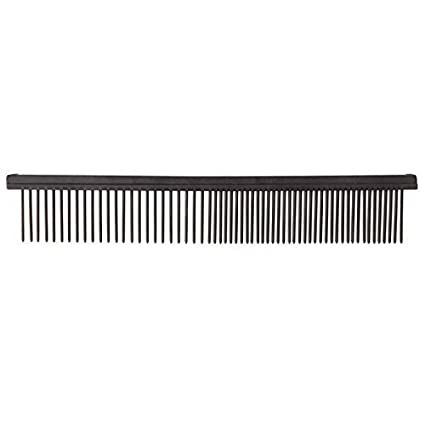Professional Anti Static Dog Grooming Combs Xylan Coated Wear Resistant Tools