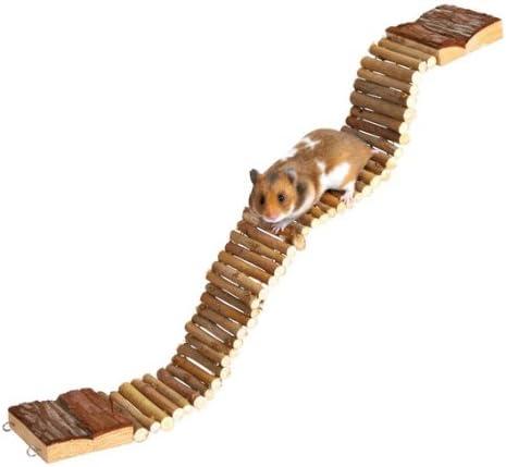 Trixie Natural Living Escalera para Hamsters 6221: Amazon.es: Productos para mascotas