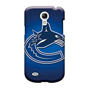 Samsung Galaxy S4 Mini XaR10941ZFUk Customized High Resolution Vancouver Canucks Pictures Protector Cell-phone Hard Covers -ErleneRobinson