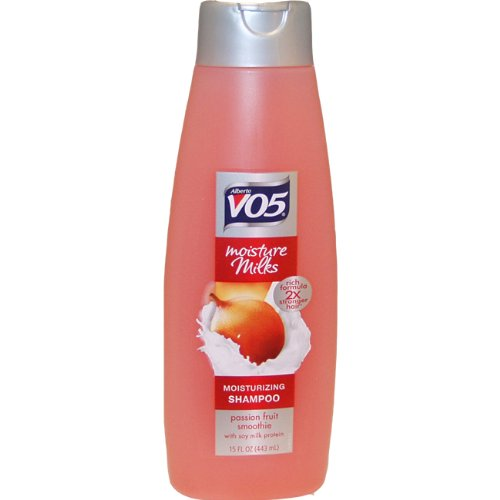 - Moisture Milks Passion Fruit Smoothie Shampoo By Alberto Vo5 for Unisex, 15 Ounce