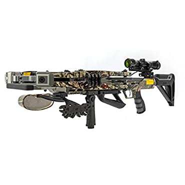 Bruin Outdoors Ambush 410 Crossbow Package Camo