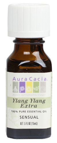 100% Pure Essential Oil Ylang Ylang Iii 0.5 Ounce  Liquid
