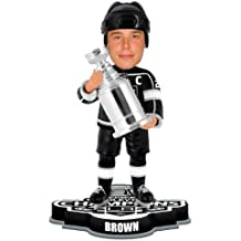 Dustin Brown #23 (Los Angeles Kings) 2012 Forever Collectibles Stanley Cup Champions Trophy Bobblehead(Los Angeles Kings) 2012 Forever Collectibles Stanley Cup Champions Trophy Bobblehead