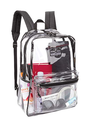 Outdoor Products Clear Pass Daypack, Black