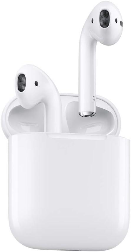 Apple AirPods - Auriculares inalámbricos de botón, Color Blanco: Amazon.es: Electrónica