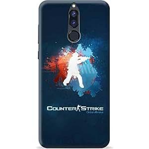 Huawei Mate 10 Printed Mobile Cover