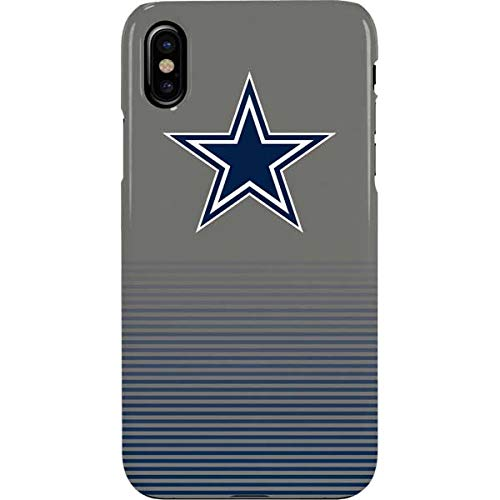 on sale f8552 91f9d Amazon.com: Dallas Cowboys iPhone Xs Max Case - NFL | Skinit Lite ...