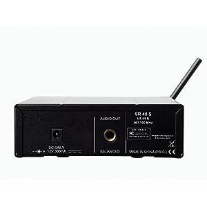 AKG WMS40 Wireless Mini Single Vocal Micropho...