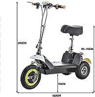 Hebbp1 Mini Vehículo Eléctrico De Tres Ruedas, Bicicleta Eléctrica ...